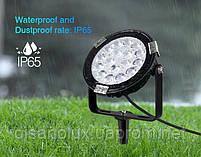 Світильник ландшафтний в грунт Smart Light Milight SYS-RC1 9Вт RGB + CCT LED DC24V IP65, фото 5