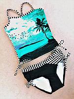 Купальник пляж 4-5 лет