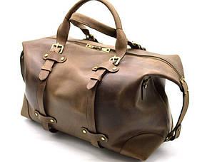 Дорожная сумка из натуральной кожи RC-5764-4lx TARWA