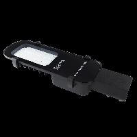 Светодиодный консольный светильник Ilumia 24Вт, низковольтный 12-24В, 4000К (нейтральный белый), 3300Лм, установка 4-7м (080)