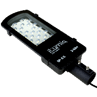 Светодиодный консольный светильник Ilumia 24Вт, 4000К (нейтральный белый), 2400Лм (045)
