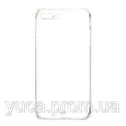 Чехол силиконовый для APPLE Iphone 6 Plus KST прозрачный
