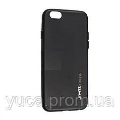 Чехол силиконовый для APPLE Iphone 6G SMTT чёрный