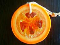 """Мыло """"Апельсин с люфой"""""""