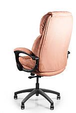 Кассовое кресло Barsky Soft Arm peach SFb-02, фото 3