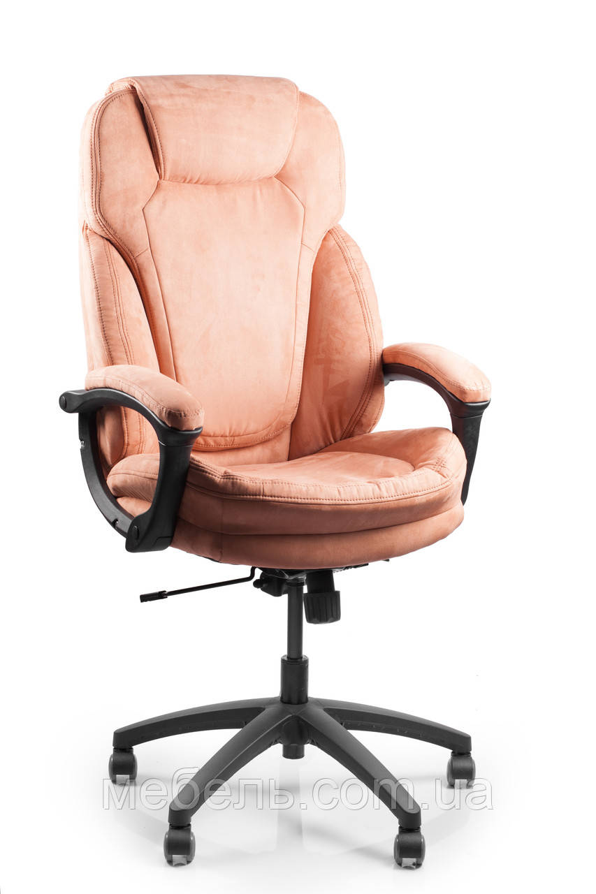 Кассовое кресло Barsky Soft Arm peach SFb-02