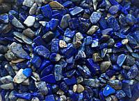 Натуральный камень крошка (Лазурит) 3-5 мм (10 гр)