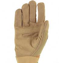 Перчатки, искусственная кожа/эластан MilTec Coyote 12521005, фото 3