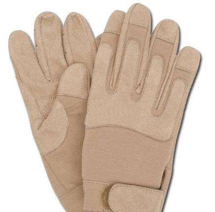 Перчатки, искусственная кожа/эластан MilTec Coyote 12521005, фото 2