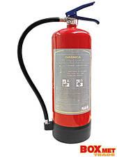 6-литровый пенный огнетушитель BX-GWP-6XAB