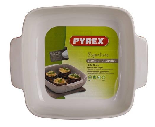 Форма для запекания Pyrex Signature 22х22 см (SG22SR8), фото 2