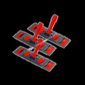 Держатель для мопа универсальный красный 40 см PRO Service Standart