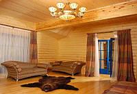 Блок хаус сосна для внутренних и наружных работ Теплодар