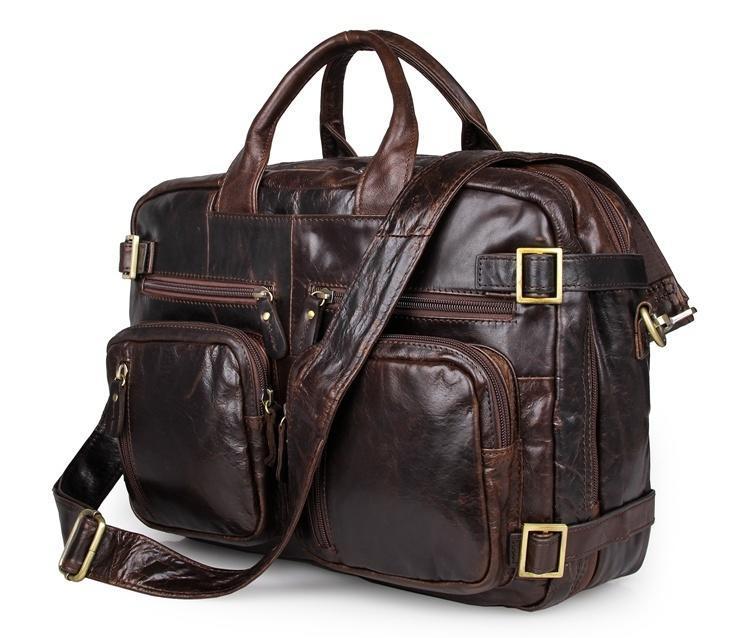Мужская сумка-трансформер John McDee 7026Q-1