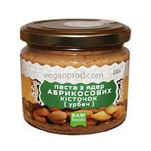 Урбеч из ядер абрикосовых косточек (паста), 200г, ТМ Ecoliya