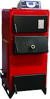 Твердотопливный котел длительного горения Termodinamik TBK-80 B (80 кВт, с контуром ГВС))