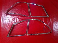 Накладки на задние фонари HONDA CIVIC 8 седан 2006+