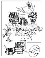 Двигатель в сборе 2 G2-1-1/01