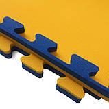 Коврик-пазл, татами ласточкин хвост,  т. 30 мм, размер 100х100 см, плотность 50 кг/м3, TERMOIZOL®, фото 10