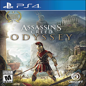 Assassin's Creed: Odyssey RUS PS4 (Б/В)