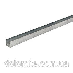 Knauf Профиль  UD-27 (0,6мм) 3м