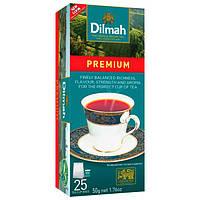Чай Dilmah Черный Премиум 25 шт х 2 г