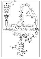 Воздушный фильтр предварительной очистки G2-2-3-ОП, фото 1