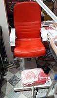 Педикюрное кресло с триногой, цвета в ассортименте, фото 1