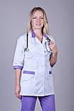 Медицинский костюм 3209 (коттон), фото 2