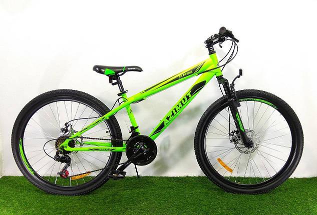 Горный велосипед Azimut Extreme 24 D, фото 2