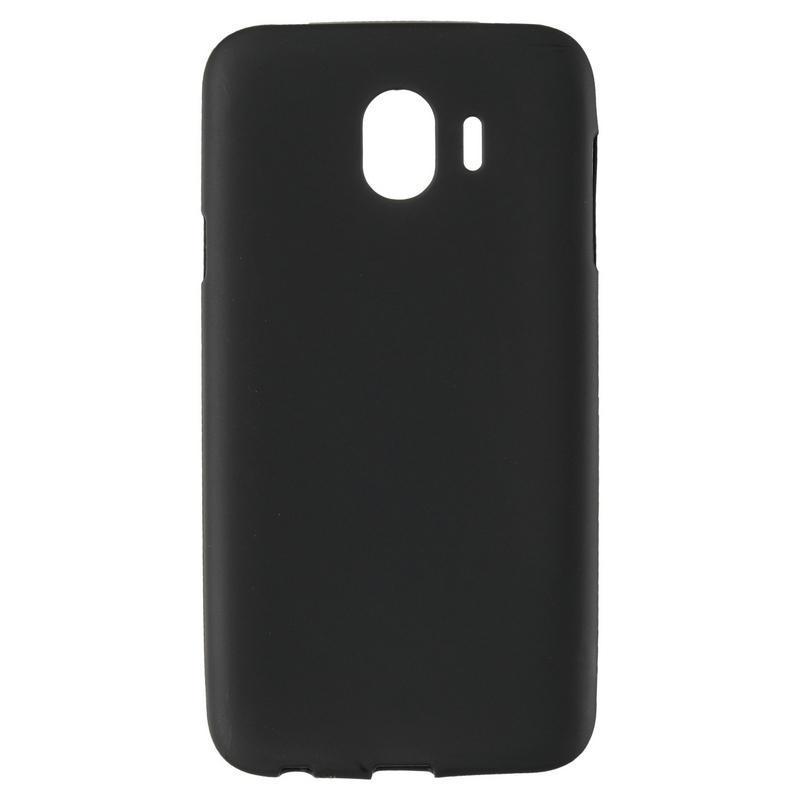 Original Silicon Case Samsung A405 (A40) Black