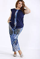 Костюм жіночий з леопардовим принтом, з 42 по 74 розмір, фото 1