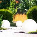 Лампа Куля LED 20 см, фото 2