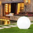 Лампа Куля LED 20 см, фото 3