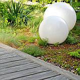 Лампа Куля LED 20 см, фото 5