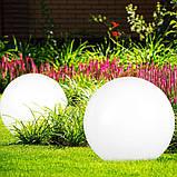 Лампа Куля LED 20 см, фото 6