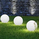 Лампа Куля LED 20 см, фото 7