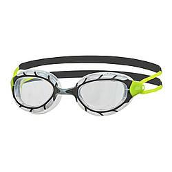 Очки для плавания Zoggs Prenator clear/black