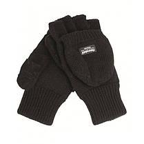 Акриловые перчатки-варежки Thinsulatе MilTec, Black 12545002 , фото 3