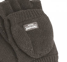 Акриловые перчатки-варежки Thinsulatе MilTec, Black 12545002 , фото 2