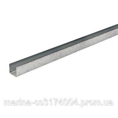 Knauf Профиль  UD-27 (0,6мм) 4м