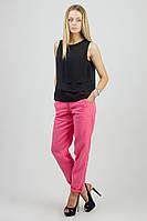 Женские летние льняные брюки, фото 1
