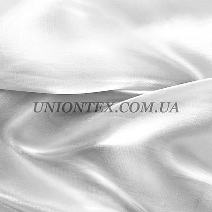 Ткань органза белая, фото 2
