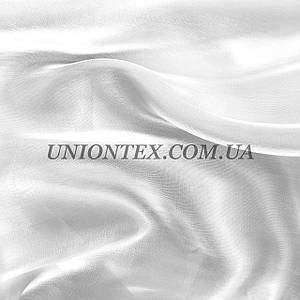 Ткань органза белая
