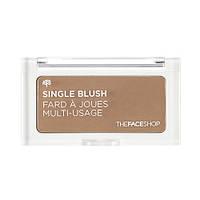 Компактные румяна-контуринг The Face Shop Single Blush Toast Brown 4g, фото 1