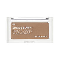 Компактные румяна The Face Shop Single Blush Toast Brown 4g