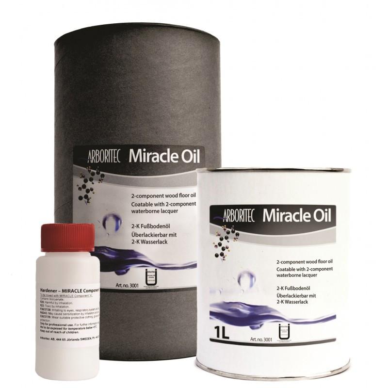 Arboritec Miracle Oil Двокомпонентне масло