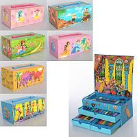Детский набор для творчества MK 3224,54 предмета, 8 видов