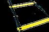 Координационная лестница, скоростная дорожка Speed ladder 6 ступеней, фото 6