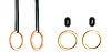 Кольца гимнастические для кроссфита Crossfit, фото 2